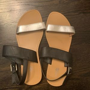 Size 8 Sandals. Free with Purchase over $25!